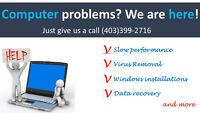 Computer, Laptop, MAC, Professional Repair Service, Virus remova