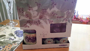 Sales Price for Christmas (Lilac Candles Gift Set) Kingston Kingston Area image 2