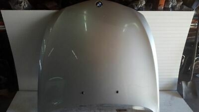 06-10 BMW 650i Hood Without Sport Package GRAY OEM