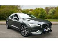 2020 Volvo S60 T5 Inscription Plus Auto Nav Automatic Petrol Saloon