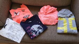 Girls size 12 clothing lot