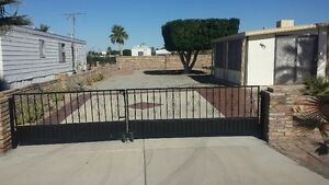 Lot for Rent in Foothills of Yuma, AZ