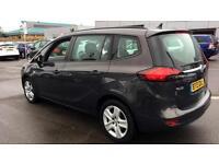 2013 Vauxhall Zafira 1.4T Exclusiv 5dr Automatic Petrol Estate