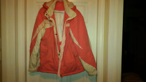 Winter Hooded Coat - Denver Hayes