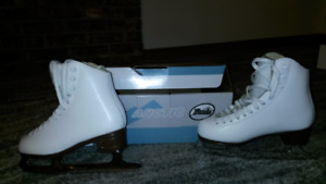 Figure skates for a 6 year old girl
