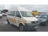 Volkswagen TRANSPORTER T32 130 TDI LWB WINDOW BUS