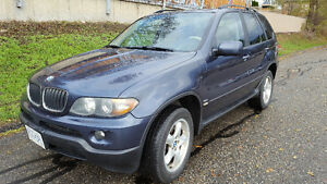 2004 BMW X5 SUV, Reduced on Mar/15
