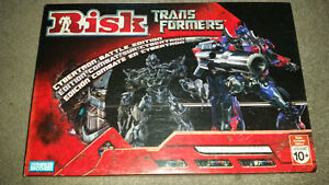 Risk Transformers edition complete and mint condition only $15.. London Ontario image 1