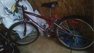 Bycicle femme super cycle 1500