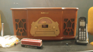Electrohome 3 in 1 record player