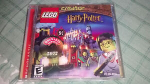 Lego Creator: Harry Potter CD Game
