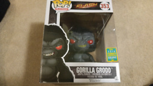 Funko Pop Flash Gorilla Grodd 6""