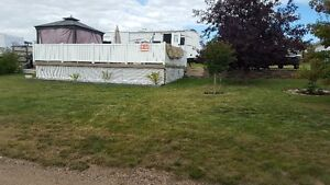 RV Lake lot for sale on Lac Sante