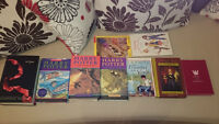 Harry Potter and other teen/ young adult books