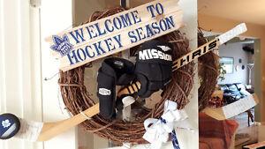 Hockey Wreaths