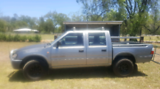 Turbo diesel 4x4 2001 rodeo lx duelcab Helidon Spa Lockyer Valley Preview
