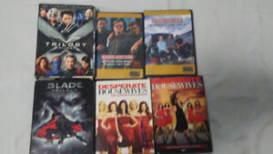 Dvd and Tv box sets