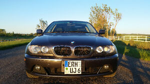 2005 BMW 3-Series 325CI Coupe (2 door)