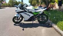 Kawasaki Ninja 300 LAM 2013 Ashfield Ashfield Area Preview