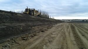 For Hire or Rent: CAT 627 Scraper with operator Strathcona County Edmonton Area image 3