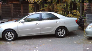 2006 Toyota Camry toit ouvrant Berline