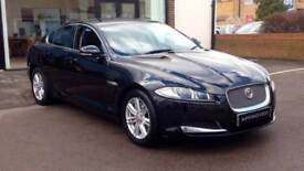 2015 Jaguar XF 2.2d (163) Luxury Automatic Diesel Saloon