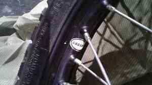 """2 Motorcycle front wheel 90/90-21 .54S New (21""""rim) West Island Greater Montréal image 2"""