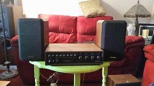 Rare sony amp