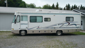 Class A motor home for sale