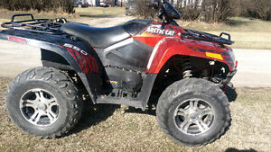 2012 Arctic Cat 550i GT EFI and power steering