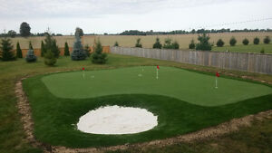 Synthetic Turf Reconditioning and Putting Greens London Ontario image 10
