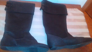 Route 66 Brown Boots/Bottes Brun Route 66