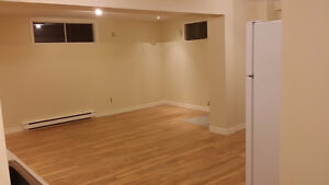 Available May 1st - One bedroom + office apartment.