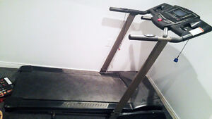 GREAT TREADMILL (Tapis Roulante) power incline
