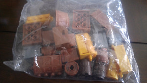 Lego parts - pieces  Box/chest lot (used)