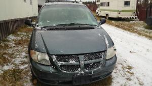 2003 Dodge Grand Caravan Sport Minivan, Van