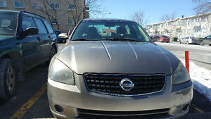 2005 Nissan Altima 2.5s Berline