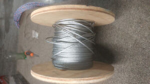 """3mm (1/8"""") SS Aircraft cable - multiple rolls available"""