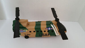 Micro Machines Military USAF Helicopters
