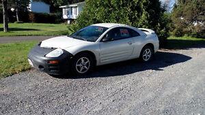 2003 Mitsubishi Eclipse Hatchback