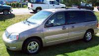 Ford Freestar 7 places excellente condition good deal