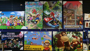 Video Game Prints @ Epic Games & More