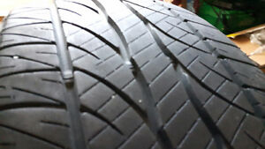 Set of Four 215/45 r18 m+s tires under 10000km