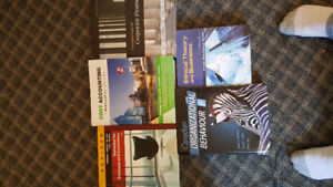 Dalhousie commerce textbooks