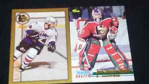 Halifax Mooseheads Hockey Cards
