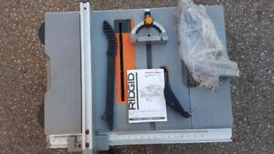 Rigid Portable Table Saw