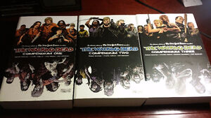 The Walking Dead Compendiums 1, 2 and 3 (Issues #1-144)