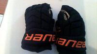 Gants Hockey Neuf Bauer Supreme NXG PRO 14 pouces