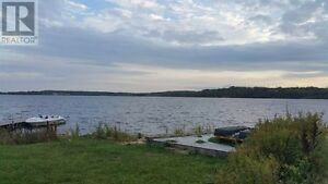Waterfront Cottage for Sale Lawrencetown Lake Nova Scotia