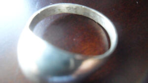 Sterling silver small ring